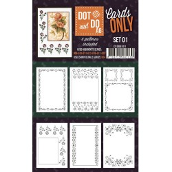 (CODOA601)Dot and Do - Cards Only - Set 01