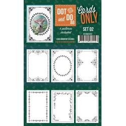 (CODOA602)Dot and Do - Cards Only - Set 02