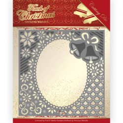 (PM10182)Dies - Precious Marieke - Touch of Christmas - Christmas...