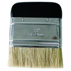 (NMMB001)Nellies Choice wide brush 7,8 cm / 3inch