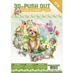 (3DPO10006)3D Push Out boek 6
