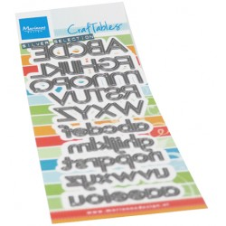 (CR1513)Craftables Alphabet Journal
