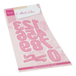 (COL1485)Collectables Numbers XL