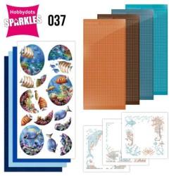 (SPDO037)Sparkles Set 37 -  Amy Design - Underwater World