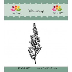 (STAMP0137)Dixi Craft Botanical Collection 3 Clear Stamp