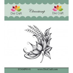 (STAMP0141)Dixi Craft Botanical Collection 7 Clear Stamp