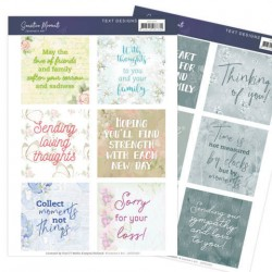 (JATD1002)Text Designs - Jeanine's Art - Sensitive Moments (EN)