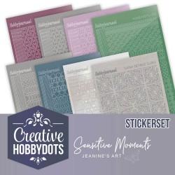 (CHSTS004)Creative Hobbydots 4 - Sticker Set