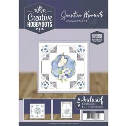 (CH10004)Creative Hobbydots 4 - Jeanine's Art - Sensitive Moments