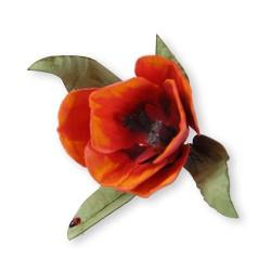 (658418)Thinlits Die Set 10PK - Flower, Tulip