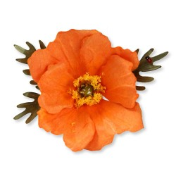 (658416)Thinlits Die Set 9PK - Flower, Poppy