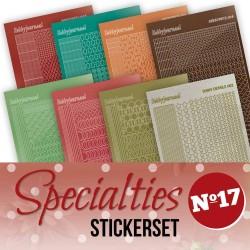 (SPECSTS017)Specialties 17 stickerset