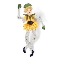 (658426)Bigz XL Die - Garden Fairy, Movable
