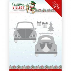 (YCD10207)Dies - Yvonne Creations - Christmas Village - Christmas Car