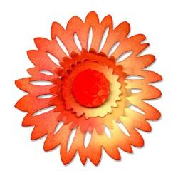 (658502)Sizzlits Die - Flower, Daisy