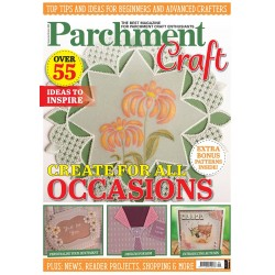 (PC2020-05)Parchment Craft Magazine 2020- 05 September October ENG