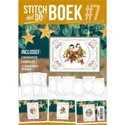 (STDOBB007)Stitch and Do Boek 7 - Sjaak van Went - Christmas