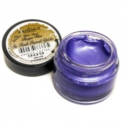 (01 015 0909 0020)Cadence Water Based Finger Wax Purple 20 ML