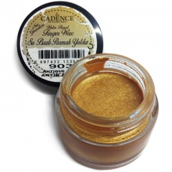 (01 015 0903 0020)Cadence Water Based Finger Wax Antique Gold 20 ML