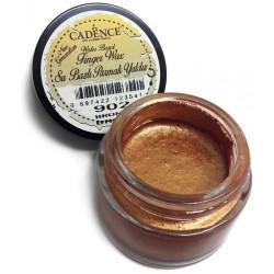 (01 015 0902 0020)Cadence Water Based Finger Wax Bronze 20 ML