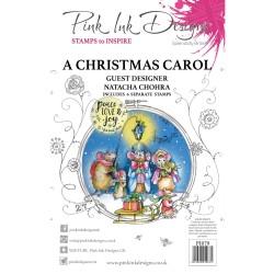 (PI079)Pink Ink Designs Clear stamp Carol