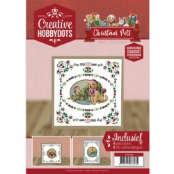 (CH10005)Creative Hobbydots 5 - Amy Design - Christmas Pets