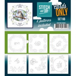 (COSTDO10066)Cards Only Stitch 4K - 66