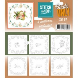 (COSTDO10067)Cards Only Stitch 4K - 67