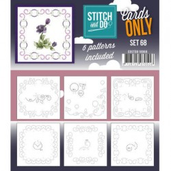 (COSTDO10068)Cards Only Stitch 4K - 68