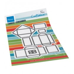 (CR1518)Craftables Envelope set by Marleen