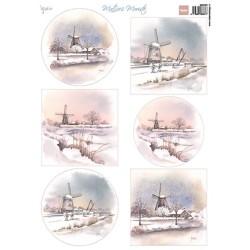 (MB0187)3D Mattie's Mooiste Windmills