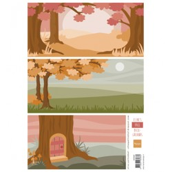(AK0081)Eline's Backgrounds Fall