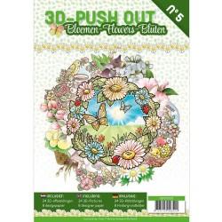 (3DPO10005)3D Push Out boek 5