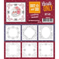 (CODO043)Dot and Do - Cards Only - Set 43
