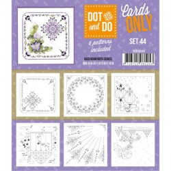 (CODO044)Dot and Do - Cards Only - Set 44