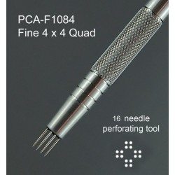 (PCA-F1084)FINE 4 x 4 Quad Perforating Tool