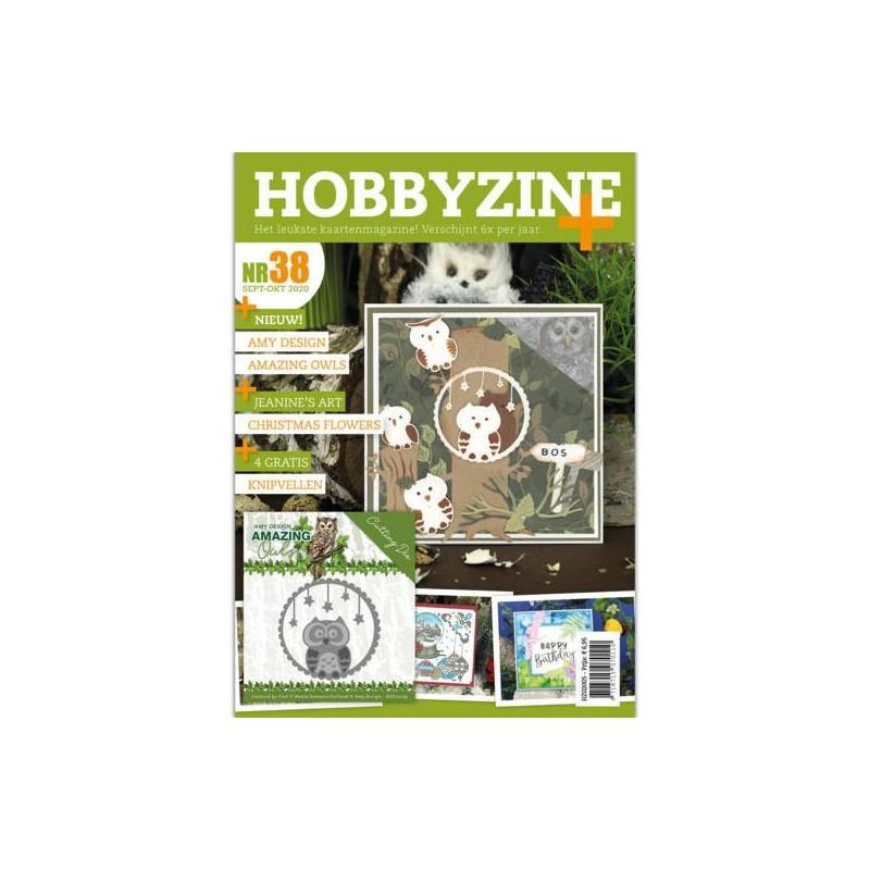 (HZ02005)Hobbyzine Plus 38