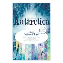 (ACC-CA-30958-57)CLARITY DESIGNER CARD PETITE EDITION: ANTARCTICA