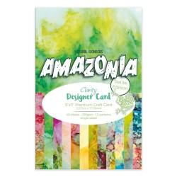 (ACC-CA-31050-57)CLARITY DESIGNER CARD PETITE EDITION: AMAZONIA