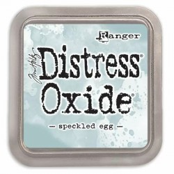 (TDO72546)Tim Holtz distress oxide Speckled Egg