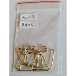 (197BG AMANDA)Amanda Cute Dress 1~4 gold