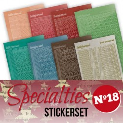 (SPECSTS018)Specialties 18 stickerset