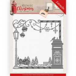 (ADD10220)Dies - Amy Design - Nostalgic Christmas - Christmas Mail Box