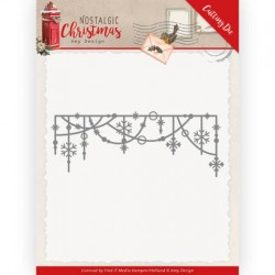 (ADD10224)Dies - Amy Design - Nostalgic Christmas - Hanging Snowflakes