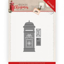 (ADD10226)Dies - Amy Design - Nostalgic Christmas - Mail Box