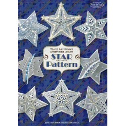 Pergamano WAW Work booklet Star Pattern