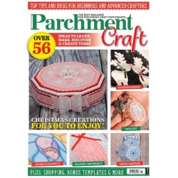 (PC2020-06)Parchment Craft Parchment Craft Magazine 2020 November December ENG