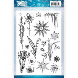 (JACS10034)Clear Stamps - Jeanine's Art - The colours of winter