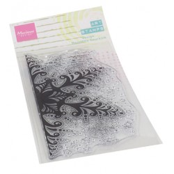 (MM1636)Art stamps Ice Crystal