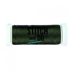 (SDCD55)Stitch & Do 200 m - Linnen - Pine Green